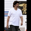 "<em><span class=""exclusive"">FIRST PHOTOS</span></em> - Benicio Del Toro Gets Back To Work Following Birth Of Daughter Delilah"