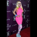 Nicki Minaj Goes Full-On Barbie For Lil Wayne's Album Release Party