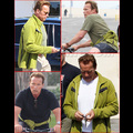 Arnold Schwarzenegger Goes Green ... With His Fleece