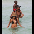 Gabrielle Union's Beach Bod Keeps Up With Her Younger Man