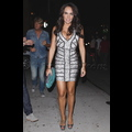 Billion Heiress Tamara Ecclestone Parties At Voyeur With Brody Jenner