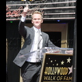 Neil Patrick Harris Receives A Star On The Hollywood Walk Of Fame