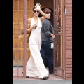 Elisabetta Canalis Shows Off Her Gargantuan Guns At <em>DWTS</em> Practice