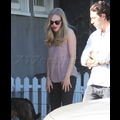 Amanda Seyfried Takes Out New Boyfriend