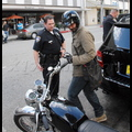 Keanu Reeves' Motorcycle Involved In Minor Accident