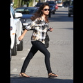 Vanessa Minnillo Makes A Run For The Salon