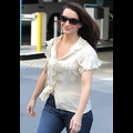 New Mom Kristin Davis Is All Aglow