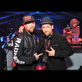 Joel And Benji Madden Celebrate Halloween At The Cemetery