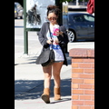 Brenda Song Flashes Her Bling In Beverly Hills