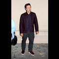 David Arquette Stops By <em>Jimmy Kimmel</em> After <em>DWTS</em> Elimination