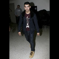 Joe Jonas Gets A Lift From His Little Brother Nick