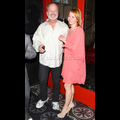 Kelsey Grammer And His Wife Dine Italian-Style