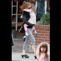 Isla Fisher Hides Behind Adorable Daughter Olive