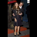 Salma Hayek And Antonio Banderas Promote <em>Puss in Boots</em> in Mexico