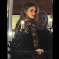 Rosie Huntington-Whiteley Reopens Marks & Spencer In Paris