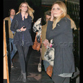 Mischa Barton And Kimberly Stewart Get Leggy With It