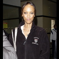 Tyra Banks Brings Her Supermodel Smile Back To Los Angeles