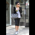 Nicole Richie Juices Up Following Her Daily Workout