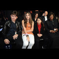 "Michael Jackson's Kids Sit Front And Center At <em>X Factor's</em> ""Thriller"" Night"