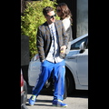 David Arquette Dresses Up For Lunch Date With New Girlfriend