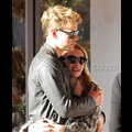 Chord Overstreet Snuggles Up With Girlfriend Emma Roberts
