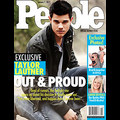 "Taylor Lautner Victim of Internet Hoax Claiming He's ""Out And Proud"""