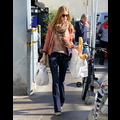 Jason Statham Leaves Ladylove Rosie Huntington-Whiteley In Charge Of Grocery Shopping