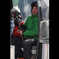 Chris O'Donnell Hits The Slopes With His Family In Aspen