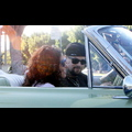 Benji Madden Gives The Finger As He Cruises Around With New Lady Love Eliza Doolittle