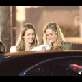 Rosie Huntington-Whiteley Has A Girls' Night With Leonardo DiCaprio's Ladylove Erin Heatherton