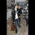 Kate Bosworth Strolls Through The Sundance Snow
