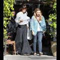 Jessica Biel And Beverley Mitchell Have A <em>7th Heaven</em> Reunion Over Lunch