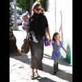 Nicole Kidman And Keith Urban Take Faith And Sunday Rose For Some Playtime
