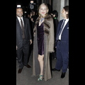 Sharon Stone Brings Old Hollywood Glam To Milan