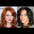 Christina Hendricks And Olivia Munn Say Nude Photos Leaked Are Fake