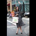 Katherine McPhee Stops Traffic In NYC