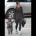 Sandra Bullock's Son Louis Has A Point