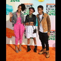 Jada, Willow And Jaden Smith: Fashionable Family