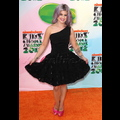 Kelly Osbourne Looks Breathtaking In Black