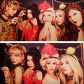 Taylor Swift Unleashes Her Wild Side At Dianna Agron's Birthday Bash