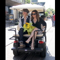 Lisa Marie Presley Gets VIP Treatment At The Grove