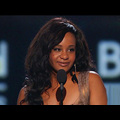 Teary-Eyed Bobbi Kristina Takes The Stage For Tribute To Mom Whitney Houston At Billboard Music Awards