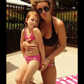 Jamie Lynn Spears Soaks In The Sun With Daughter Maddie