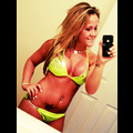 Jenelle Evans Shows Off Breast Implants In New Twitpic