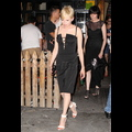 Michelle Williams And Jason Segel Have A Romantic Dinner Date In NYC
