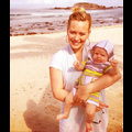 Hilary Duff Poses With Adorable Baby Luca On Mexican Vacation