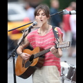 Keira Knightley Rocks Out On <em>Can A Song Save Your Life</em> Set