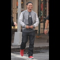 Pauly D Says Cheese In NYC!