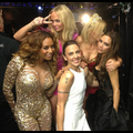 The Spice Girls Party 'Til Dawn After Performing At The Closing Ceremony At The 2012 Summer Olympics