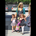 Sarah Michelle Gellar Takes Her Daughter (And Her Baby Bump) To Ballet